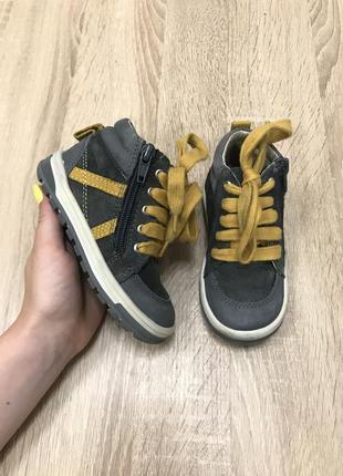 Pat ripaton 23 р кожа ботинки кроссовки туфли кросівки черевики