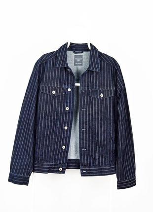 Джинсовая куртка primark оригинал ( размер m )