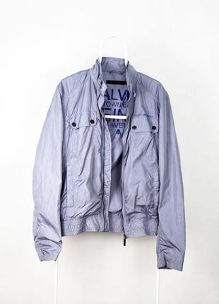 Куртка calvin klein оригинал ( размер l )