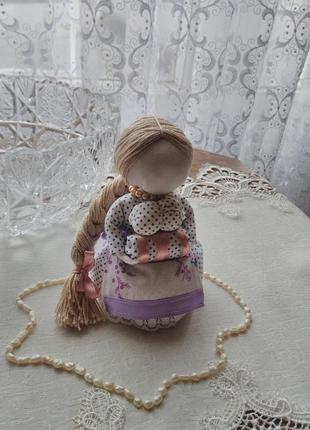 Аромасаше. кукла мотанка. с ароматом жасмина