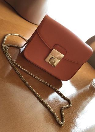 Классная яркая сумка мини бренд accessorize