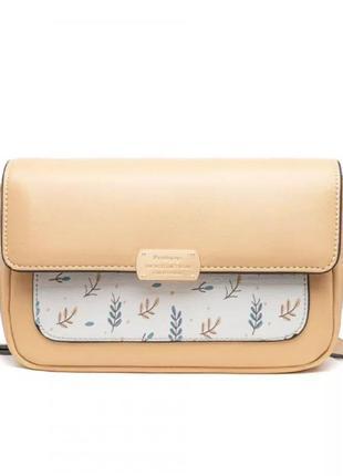 Оригинальная сумочка кроссбоди