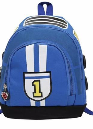 Детский рюкзак формула 1