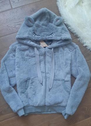 Меховая курточка ( кофта меховка ) hunkemoller