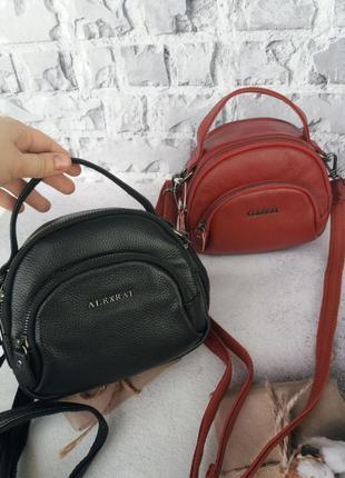 Женская кожаная сумка клатч кожаный шкіярний жіночий