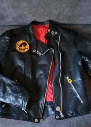 Мото-куртка