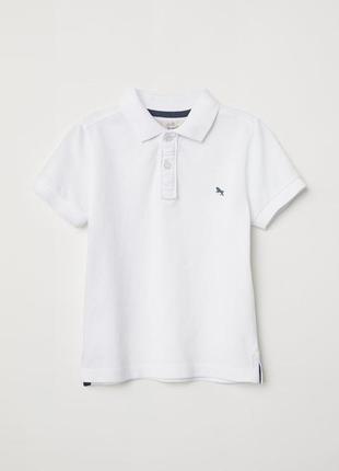 Поло футболка h&m 6-8