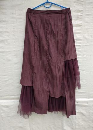 Heteroclite мегастильная трендовая юбка, франция