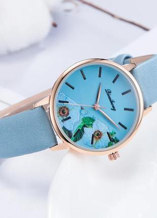 Цветочные часы dicaihong