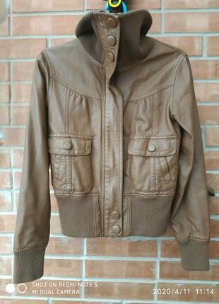 Кожаная курточка, пиджак