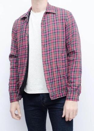 Легкая утеплённая осеняя куртка овершот