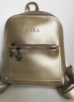 Молодежный модный рюкзак zara