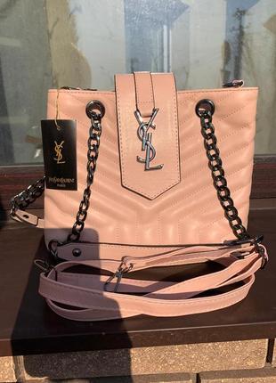 Элегантная женская сумка criss-body