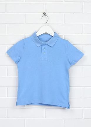Поло школьная рубашка