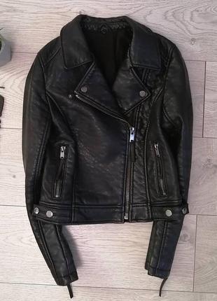 Стильная куртка косуха topshop