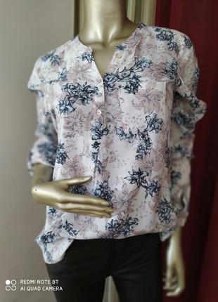 Блуза,рубаха,принт суперський