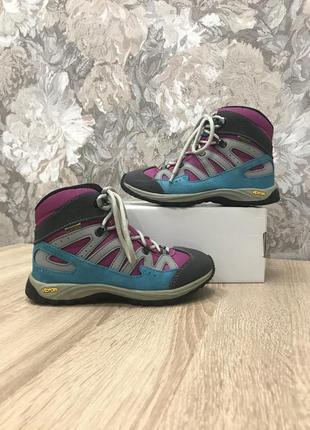 Everest vibram watertex италия трекинговые кроссовки кросівки черевики ботинки