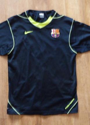 Nike футбольная футболка найк на 12-13 лет