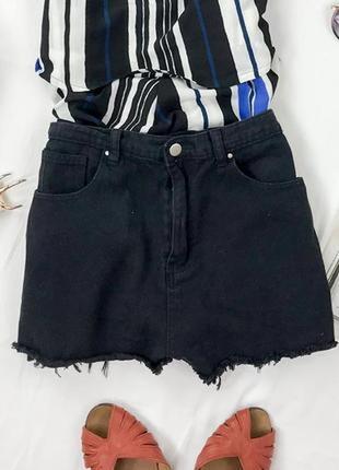 Модные шорты с завышенной талией  pn1942059  prettylittlething