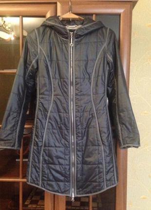 Демисезонная куртка-пальто chiago