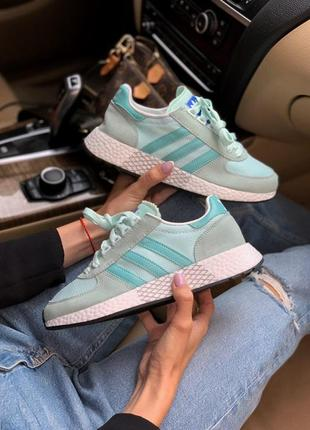Adidas marathon mint адидас марафон ментоловые