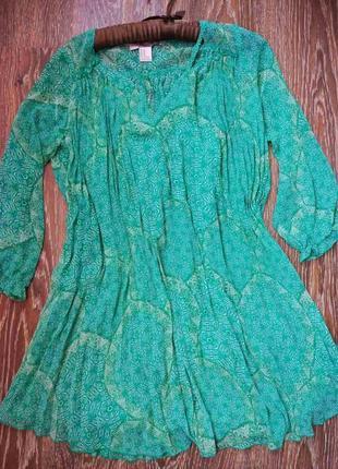 Шифонове плаття платье плиссе