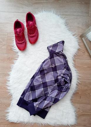 Спортивная кофта фиолетовая puma