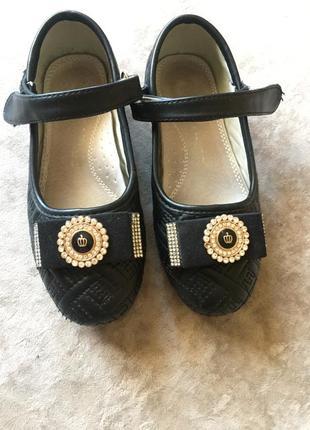 Appawa туфли школьные размер 30