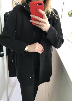 Куртка косуха пальто плащ mango
