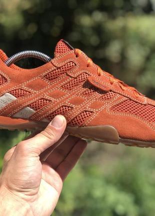 Geox respira спортивні кросівки оригінал
