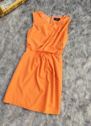 Платье футляр с драпировкой ax paris