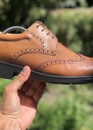Marks & spencer туфлі брогі лофери оригінал
