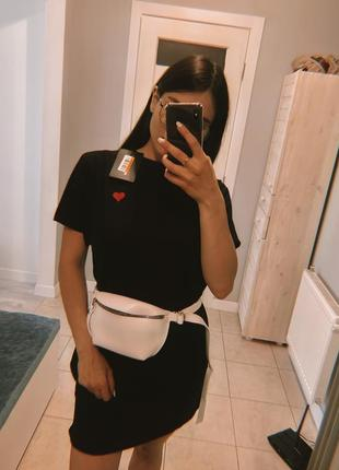 Сукня футболка, довга футболка, платье футболка, плаття, удлиненная футболка