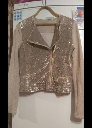 Косуха кофта пиджак