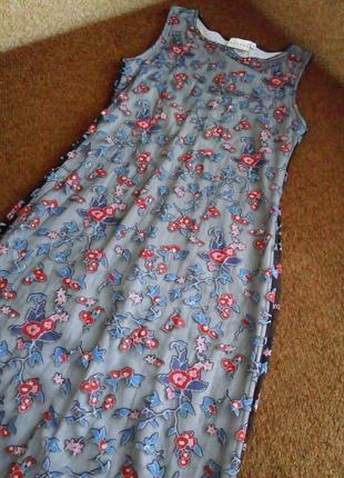 Платье в сетку hennes