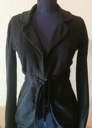 Піджак fornarina s чорний