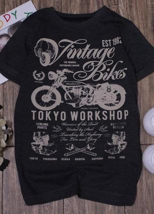 Классная футболка с принтом
