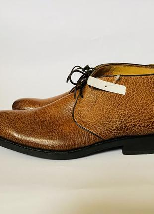 Кожаные ботинки немецкого бренда hammerstein.