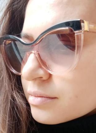 Miu miu стильные очки кошки очки лисички распродажа остатков витрины италия