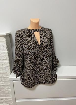Блузка тигрова я