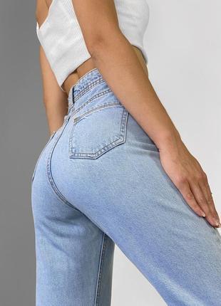 Mom jeans джинсы