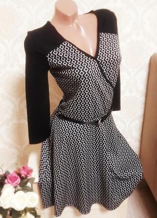 Шикарное стильное платье ,качественное,брендовое