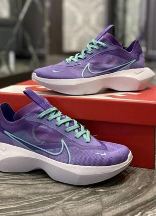 Кроссовки nike vista violet blue