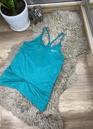 Спортивная женская майка nike dri fit/ adidas/ puma/ under armour оригинал
