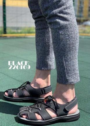 Классные мужские сандалии, босоножки, размер 41, новые