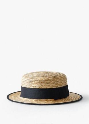 Новая шляпа zara