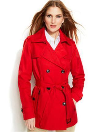Красный тренч hobbs