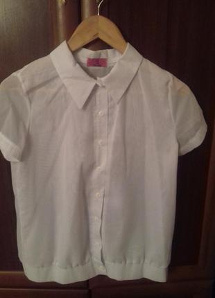 Блуза белая sk house