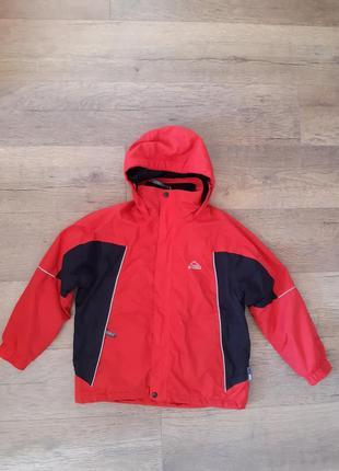 Двойная фирменная куртка