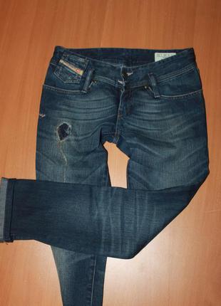 Крутые джинсы дизель размер 26